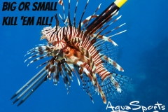 AquaSports Lionfish Hunt